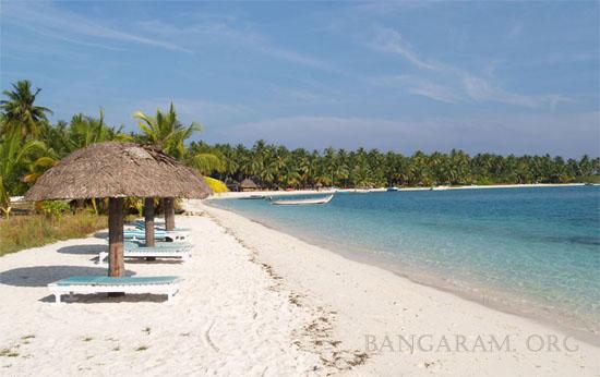 Bangaram Bangarm Island Beach Resort
